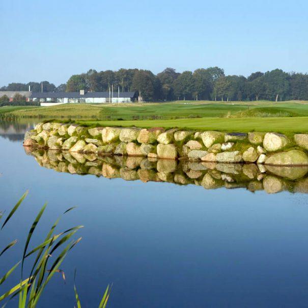 Lyngbygaard Golf klubhus og golfbaner